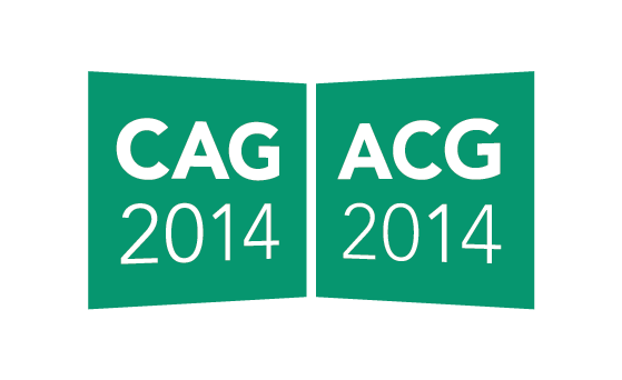 CAG2014: Landscapes of Aging, Oct 16-18, Niagara Falls, ON